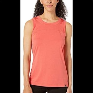 The North Face Pink/Coral Tank Tee